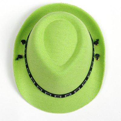 画像2: 【帽子】カウボーイ&カウガール・ハット(グリーン)
