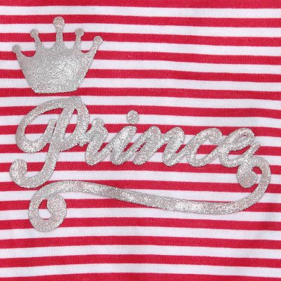 画像3: 【つなぎ】Prince(プリンス)ストライプつなぎ(ロンパース)