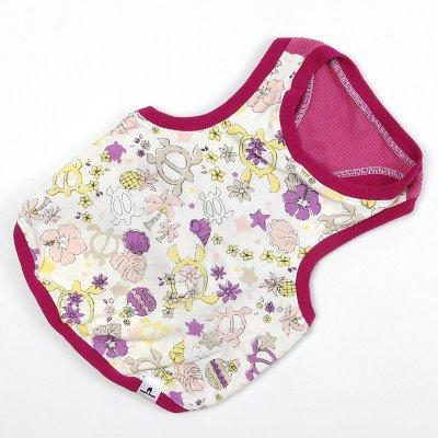 画像1: 【Tシャツ】NepuNepuオリジナル・ホヌ・ハワイアン・タンクトップ(ピンク)