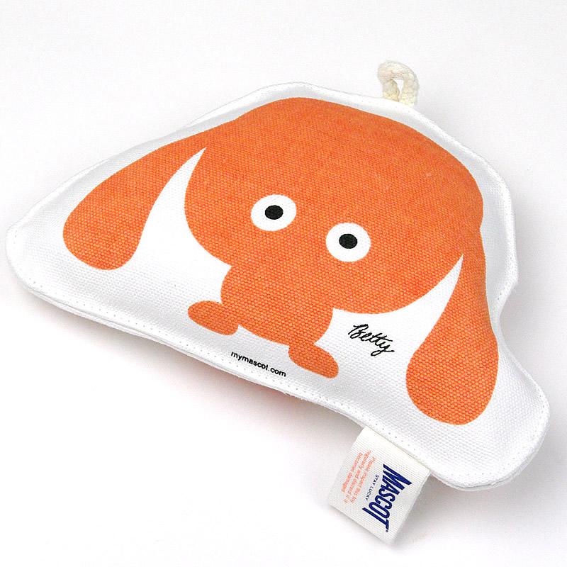 画像1: 【犬のおもちゃ】Mascot ベティ