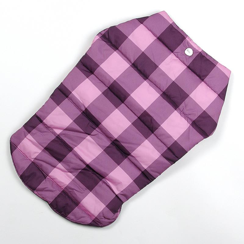 画像1: [ジャケット]Mascotリバーシブル・ダウンジャケット(ピンク) (1)