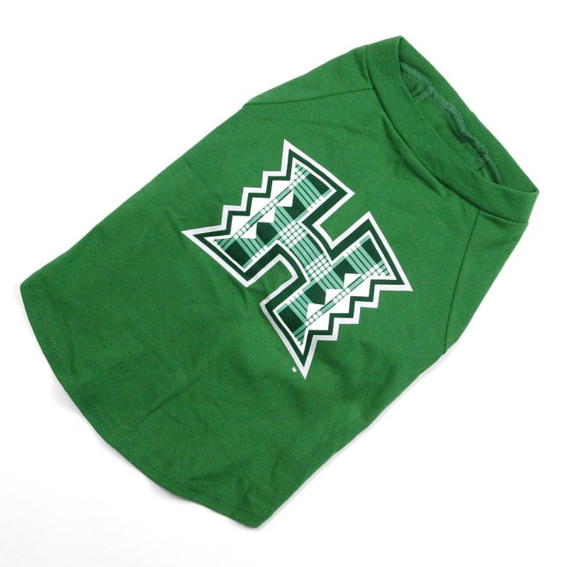 画像1: [Tシャツ]ハワイ大学公式認定TシャツPalaka H(パラカ)