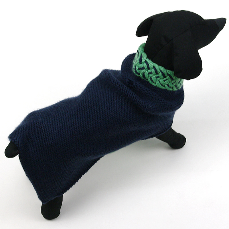 画像1: 【セーター】Mascot セーラー・ノット・セーター