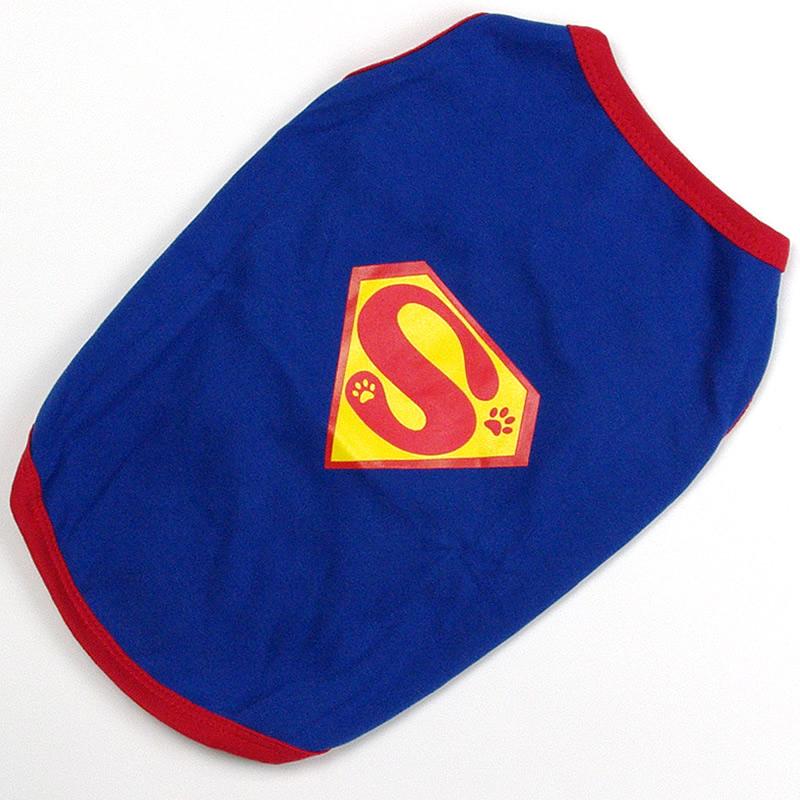 画像1: 【Tシャツ】スーパードッグ ノースリーブTシャツ
